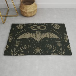Cemetery Nights Rug