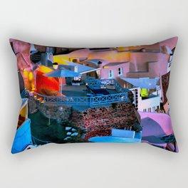 Santorini 18 Rectangular Pillow