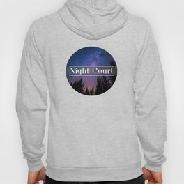 Night Court Hoody