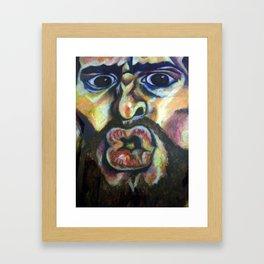 Oof! Framed Art Print