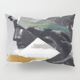 Untitled (Painted Composition 2) Pillow Sham