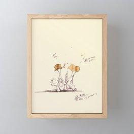 coffeemonsters 493 Framed Mini Art Print