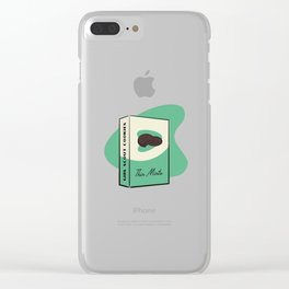 Girl Scout Cookies - Thin Mints Clear iPhone Case