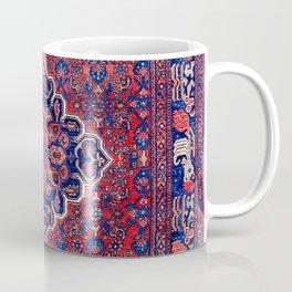 Bijar Kurdish Northwest Persian Rug Print Coffee Mug