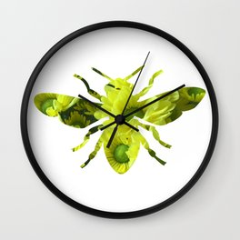bee_dream_03 Wall Clock