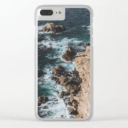 Greece VII Clear iPhone Case