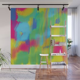 Lost in Color Wall Mural