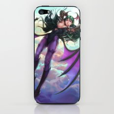 Morrigan iPhone & iPod Skin