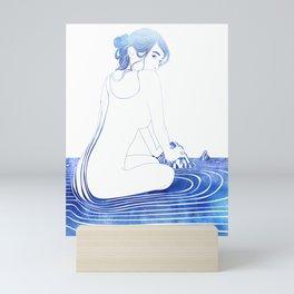 Neso Mini Art Print