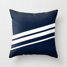 Navy Throw Pillow