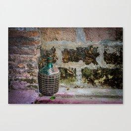 """""""Wine Mug"""" Canvas Print"""
