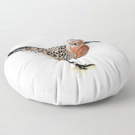 Red Knot B95 Floor Pillow