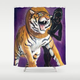 Hand Me Down Shower Curtain