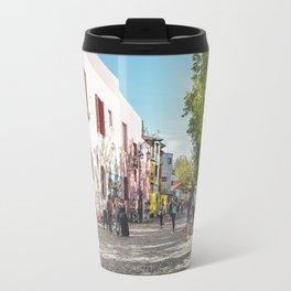 Caminito, Buenos Aires, Argentina Travel Mug