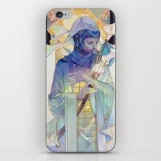 calla iPhone & iPod Skin