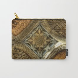 Peterborough Cathedral Roof Carry-All Pouch