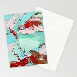 Minted Spring Stationery Cards