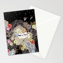 Kokeshina Ebène Stationery Cards