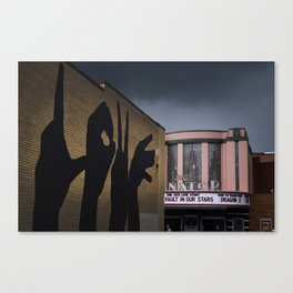 Baltimore Love Canvas Print