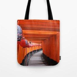 Fushimi Inari-taisha Shrine Tote Bag