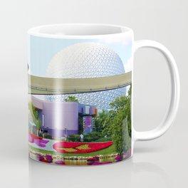 Epcot Icons Coffee Mug