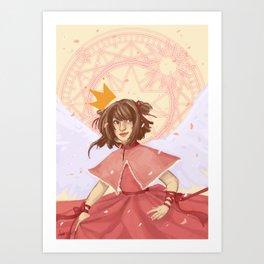 Loop Art Print