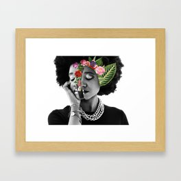 everything i am Framed Art Print