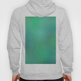 Color gradient and texture 74 green Hoody