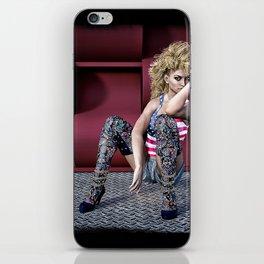 The rocker iPhone Skin