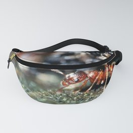 Red ant Fanny Pack