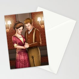 Edwardian Fitzsimmons Stationery Cards