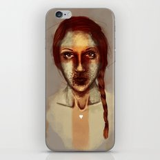of love iPhone Skin