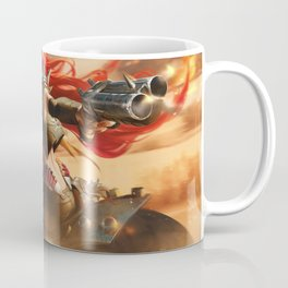 Road Warrior Miss Fortune League Of Legends Coffee Mug