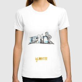 Notre Dame du Haut T-shirt