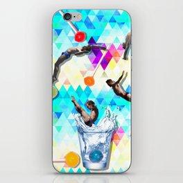 Summertime Splash iPhone Skin