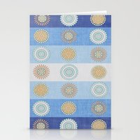 swedish Stationery Cards featuring Swedish Flowers by David Andrew Sussman