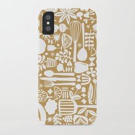 mod kitchen iPhone Case