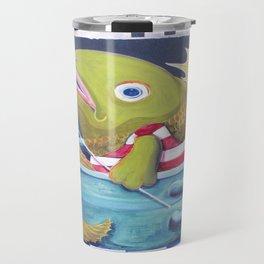 Beach House Coffee Travel Mug