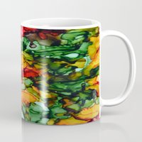 marley Mugs featuring Marley by Claire Day
