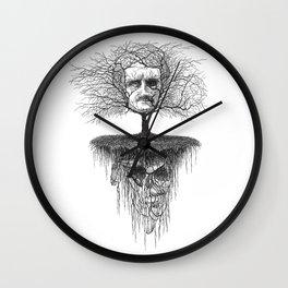 Edgar Allan Poe, Poe Tree Wall Clock
