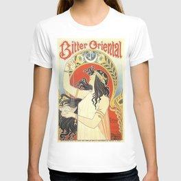 Vintage poster - Bitter Oriental T-shirt