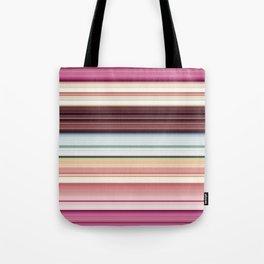 Sandwich cookie stripes Tote Bag