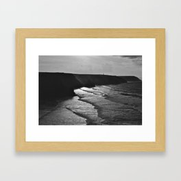 Cornwall Framed Art Print