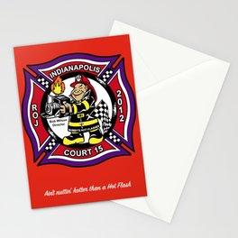 Bobby's Hotflashes, Ct. 15 Stationery Cards
