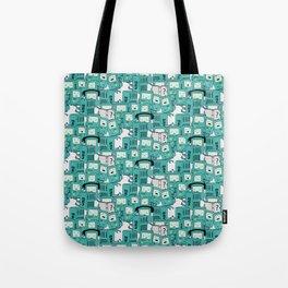 BMO patterns Tote Bag