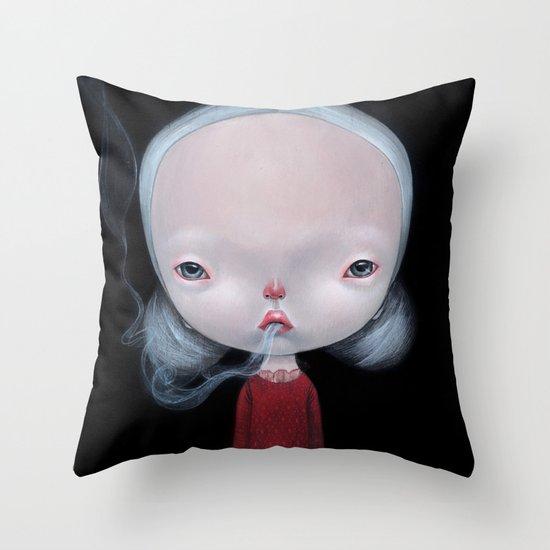21 grams Throw Pillow