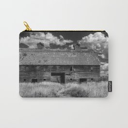 Historic Blasdel Barn in Kalispell Carry-All Pouch