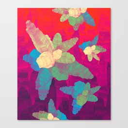 Selenite Spectrum Canvas Print