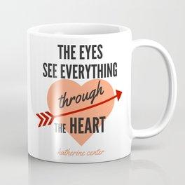the EYES & the HEART Coffee Mug