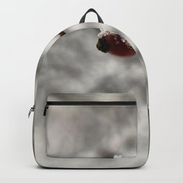 Snow Berry Backpack